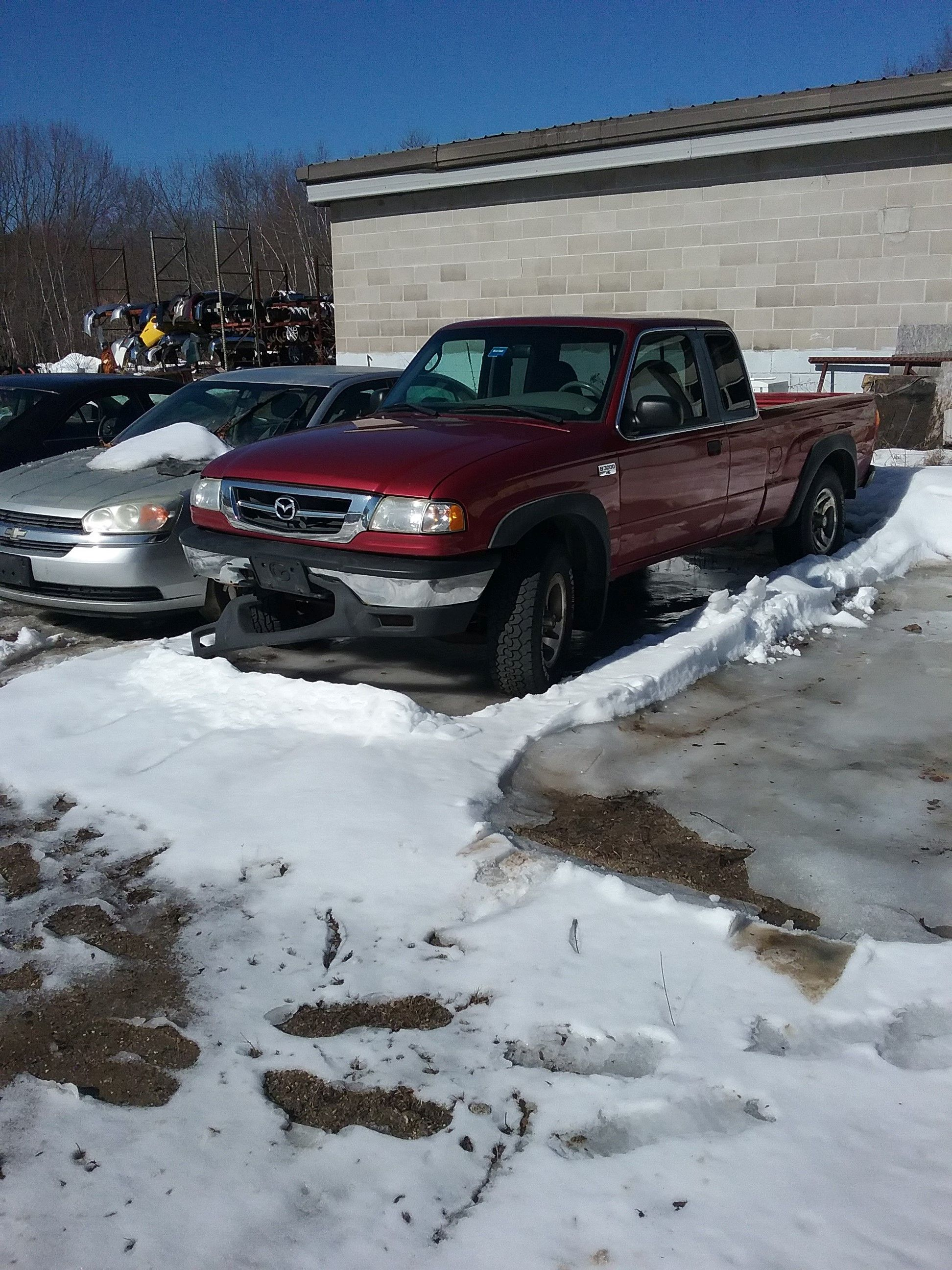 Lashin s Auto Salvage Wide Selection Helpful Service and Priced