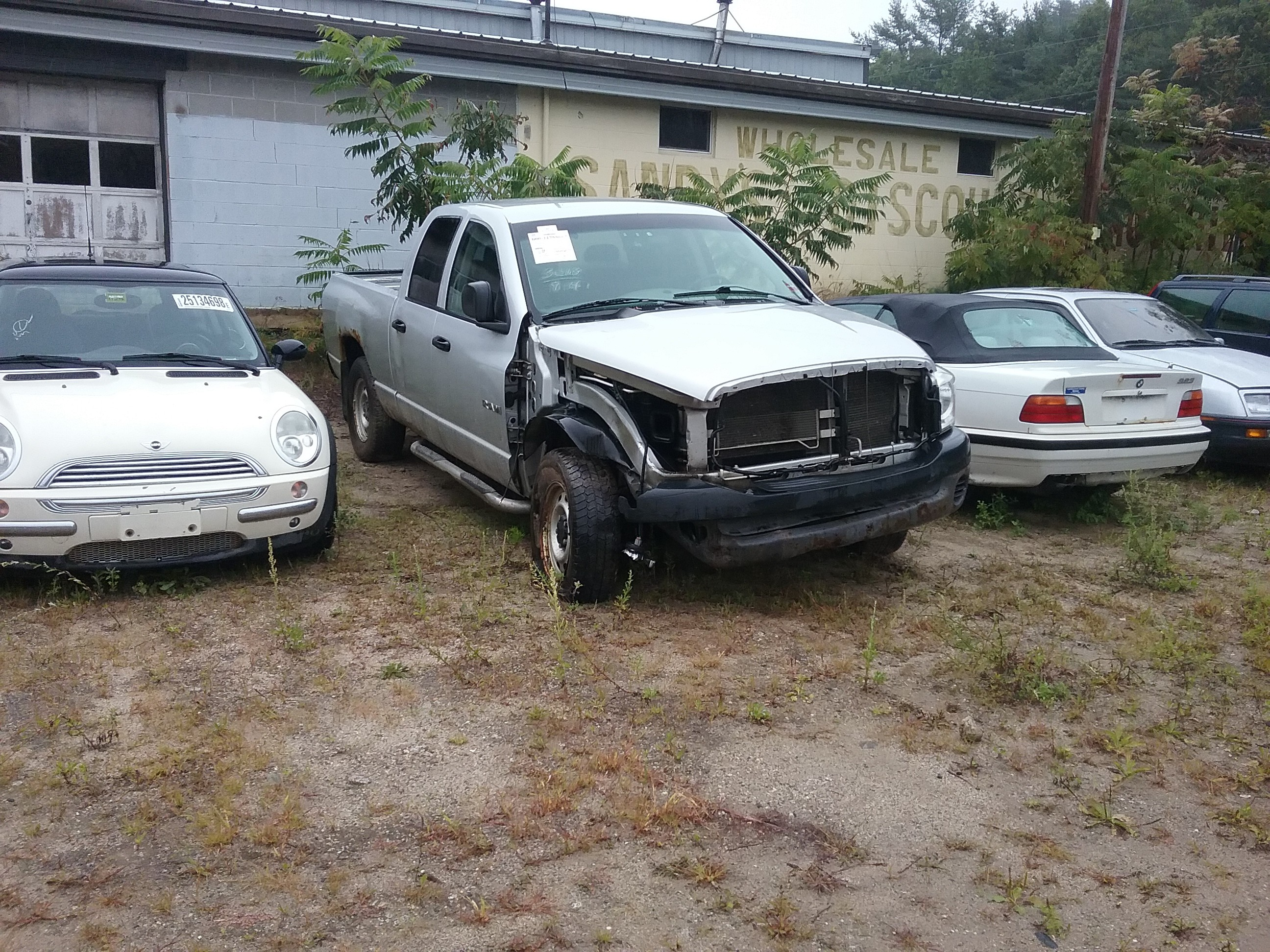 Lashin's Auto Salvage - Wide Selection, Helpful Service and